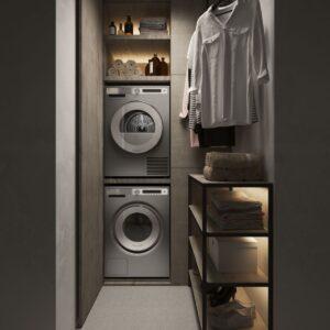 Домашняя прачечная ASKO на 1м2 Pro Home