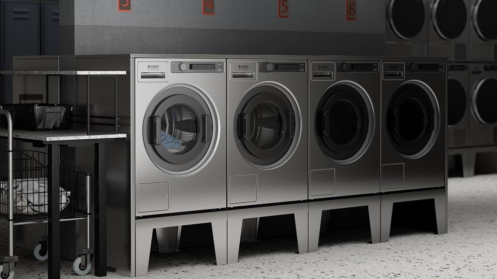 ASKO laundry - прачечное оборудование