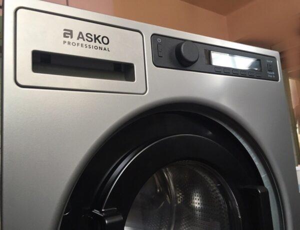 ASKO WMC 2021 профессиональная стиральаня машина